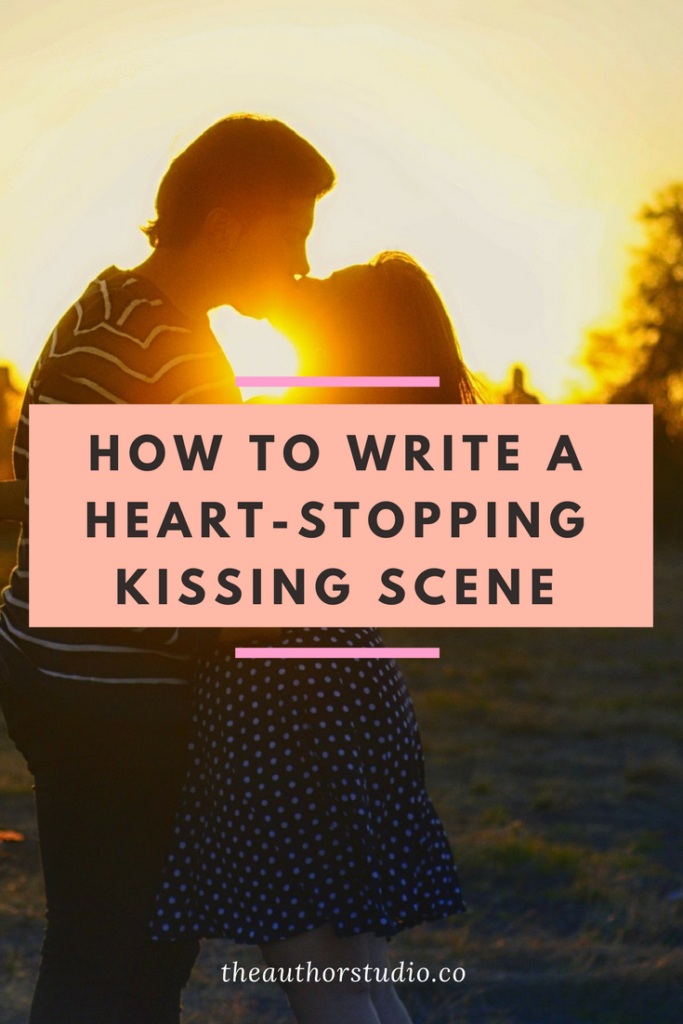 Writing a romance kissing scene